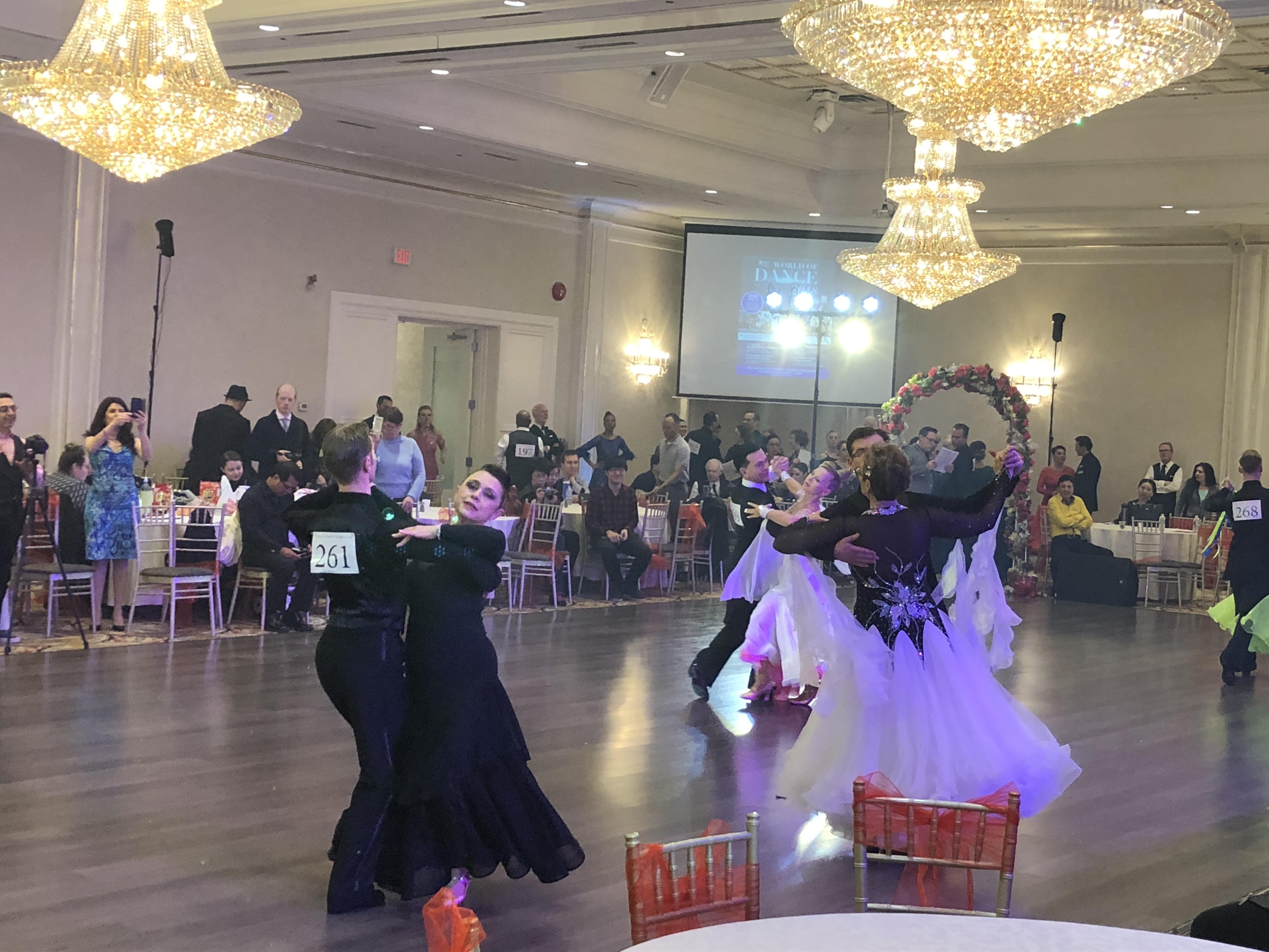 dance dance dance 2019 start