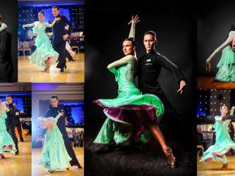 Dance Vitality's Kateryna & Dmitry Canadian Champions