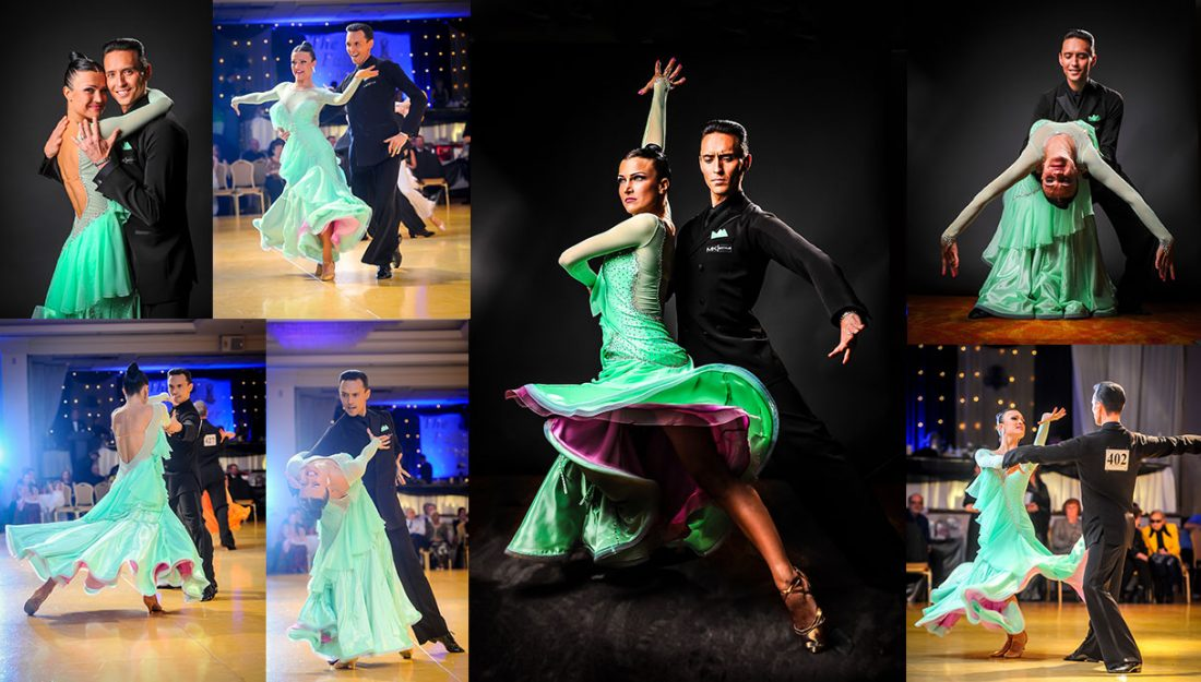 Dance Vitality's Kateryna & Dmitry Canadian Champions